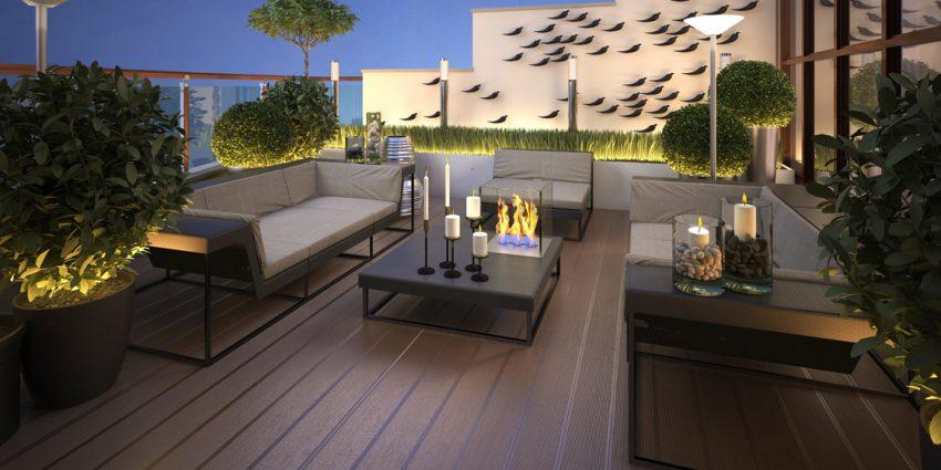 Ideas para triunfar con la iluminación de tu terraza o jardín a75062099b1
