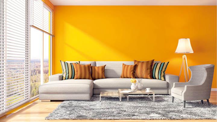 Colores Para Pintar Paredes.10 Colores Para Pintar Las Paredes De Tu Casa Y Su Significado