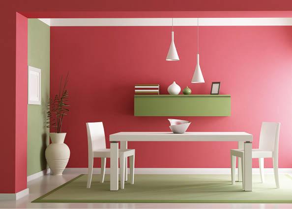 sala de pintura de pared de color 10 Colores Para Pintar Las Paredes De Tu Casa Y Su